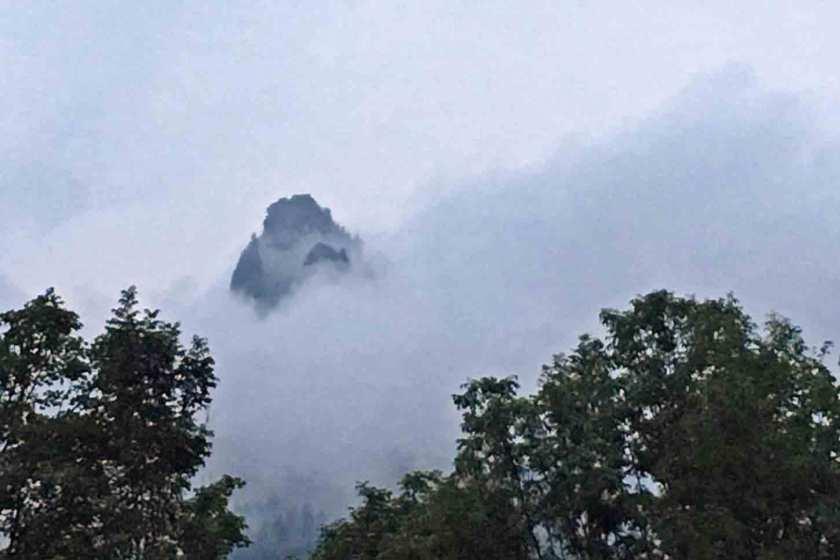 Der markante Gipfel des Leonhardsteins