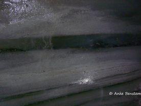 Schichten im Eis
