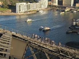 Der City-Hafen beherbergt längst keine Handelsschiffe mehr