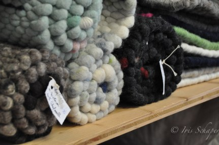 Teppiche aus Schafwolle