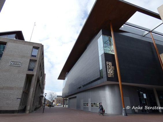 Der Neubau des Fries Museums