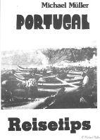 Portugal-Reiseführer-Cover von 1979