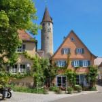 Schloss Kirchberg: Kleinbauern und Heumilcheis