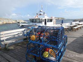 Kisten für den Fang