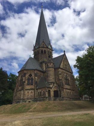 Zhale Kurpark Benstem Reisefeder Harz