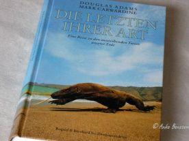 Reisefeder Benstem Bücher Die letzten ihrer Art