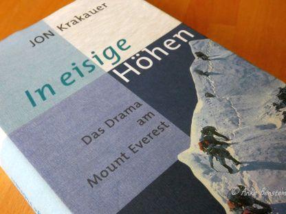 Reisefeder Benstem Bücher In eisige Höhen Krakauer