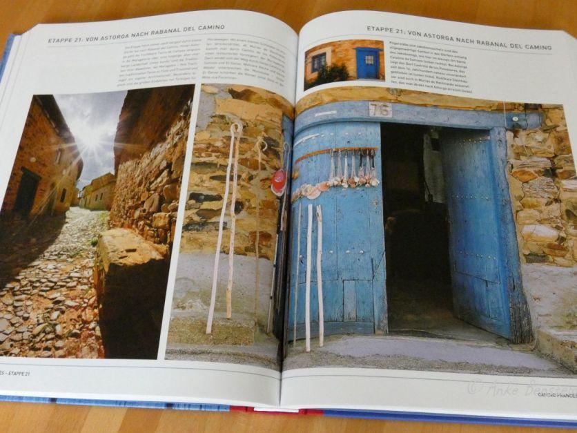 Reisefeder Benstem Bücher Jakobsweg1