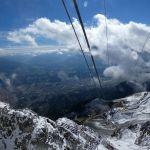 Innsbruck: Mit der Hungerburgbahn von der City in den Schnee