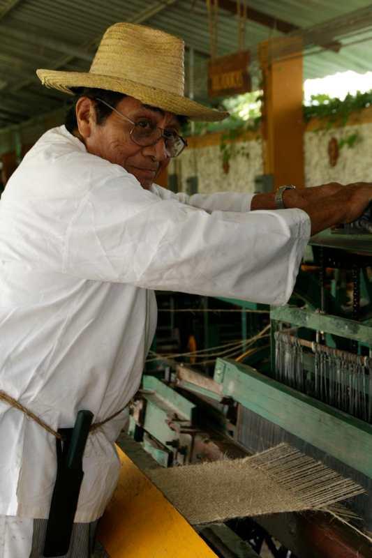 """Mexiko, Yucatan, Hacienda """"Sotuta De Peón"""""""