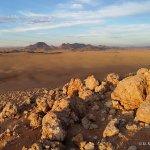 Namibia Roadstory: Auf du und du mit der Pistenkuh