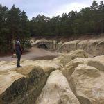 Ostseefeeling und Sandsteinhöhlen im Harz