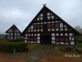 Reisefeder Gifhorn Mühlenmuseum Benstem Niedersachsen Dorf
