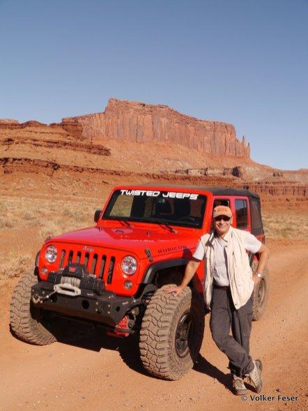 White Rim Road, Canyonlands National Park