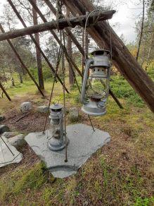 12 Engholm Husky-Lodge Norwegen Finnmark Benstem Reisefeder