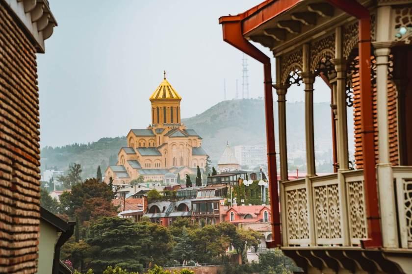 investieren in georgien
