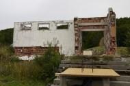 Verfallene Gebäude