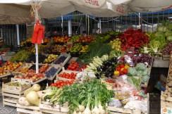 Obst und Gemüse frisch vom Markt
