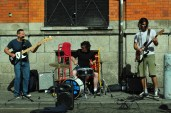 Dublin, Straßenmusiker