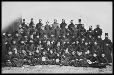 Historisches Foto, Mount Athos
