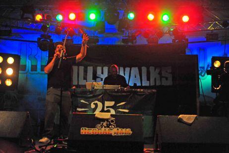 Silly Walks Soundsystem - 25 Jahre Jubiläum