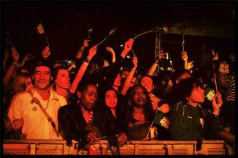 Reggae Jam - Happy Fans