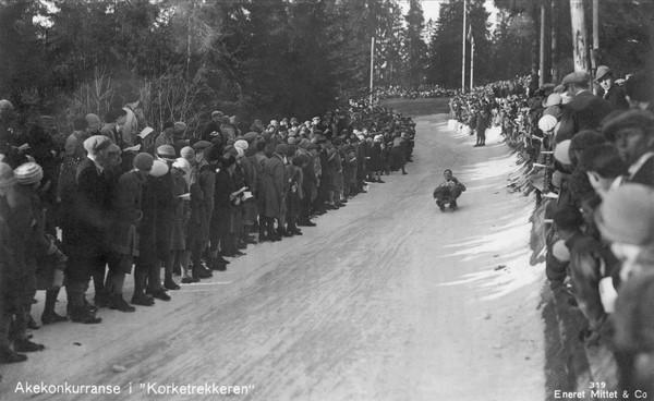 Korketrekkeren 1930