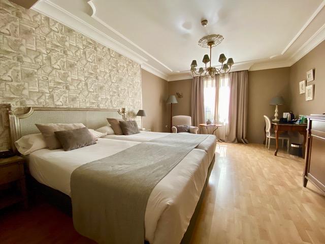 Hotellrom på Vincchi Lys Hotel i Valencia