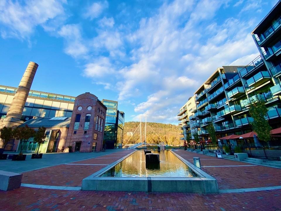 Kunnskapsbyen Drammen