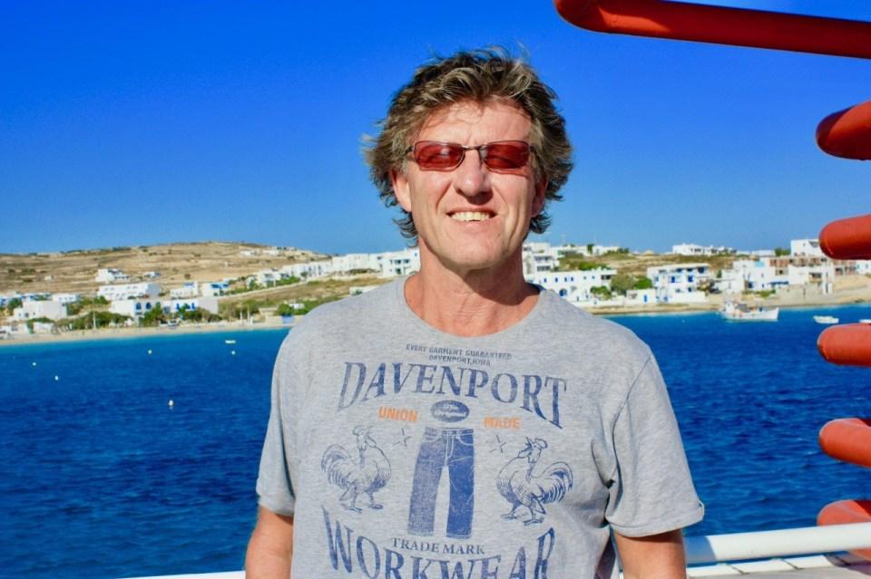 På Egeerhavet