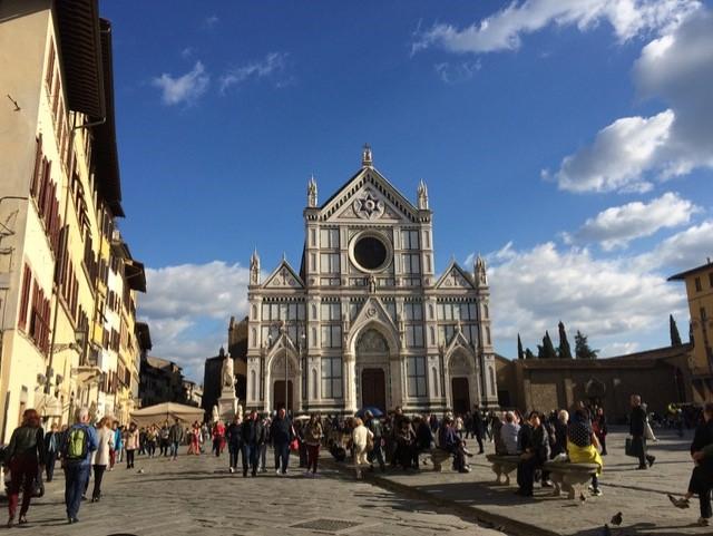 Santa Croce i Firenze