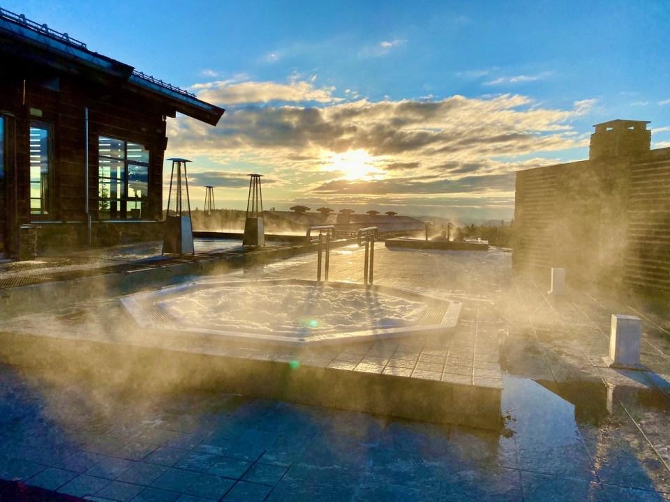 Utendørsbasseng Norefjell Ski og Spa