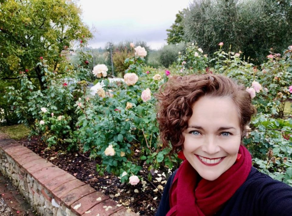 Elena Fulceri guide in Florence