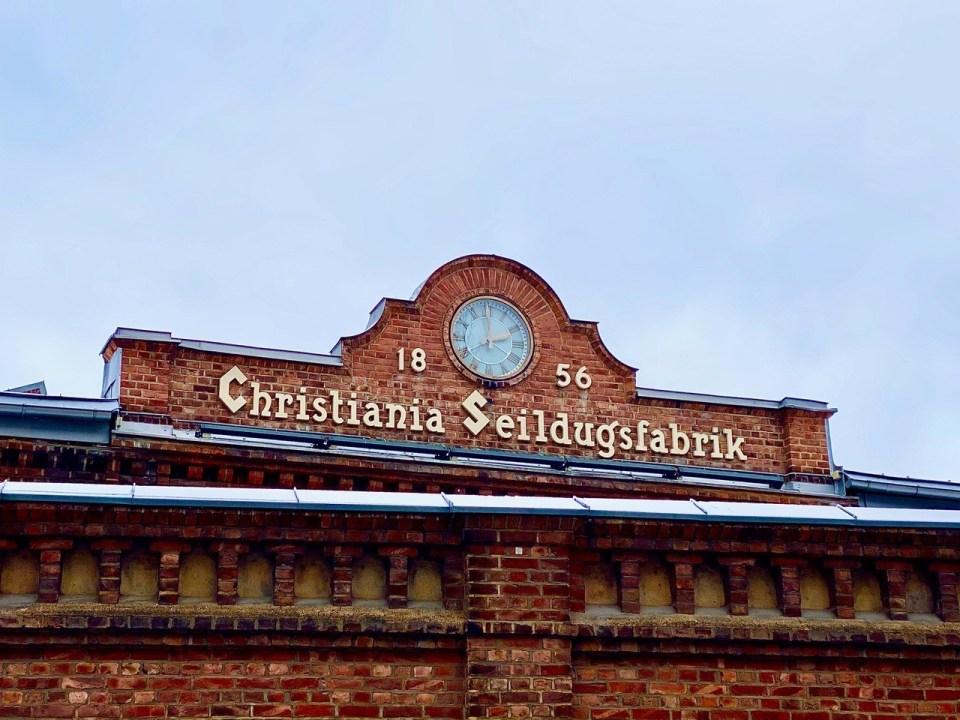 Seilduksfabrikken i Oslo