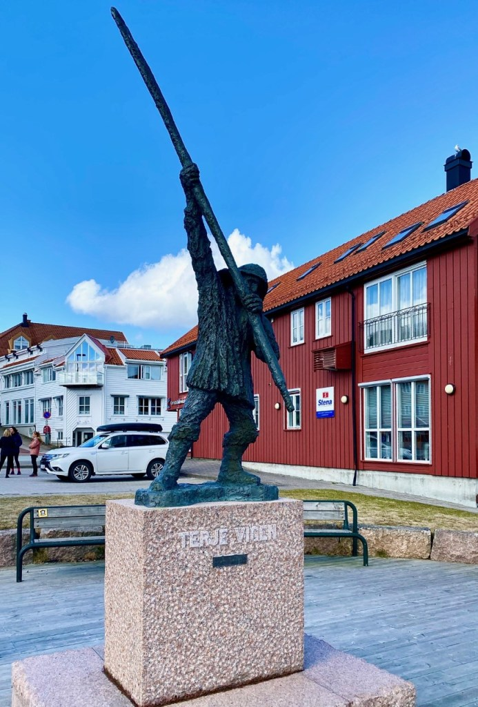 Grimstad Terje Vigen