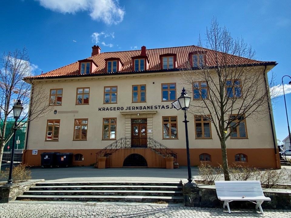Kragerø Stason