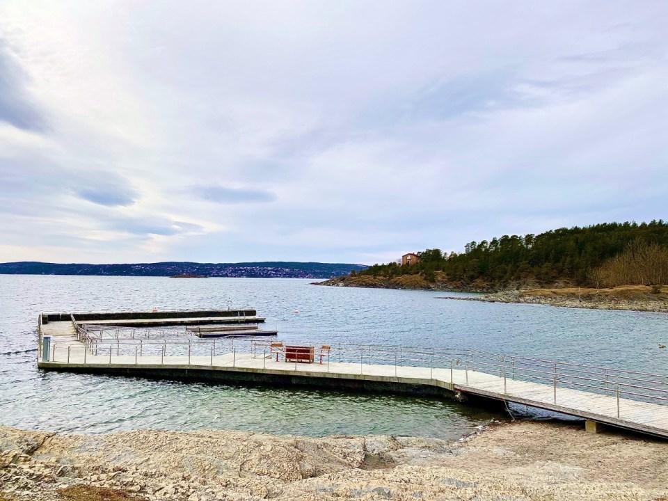 Malmøya Solvik og Kalven