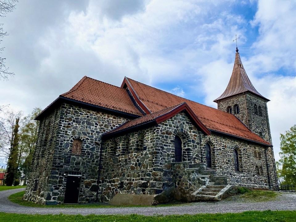 Strømmen kirke