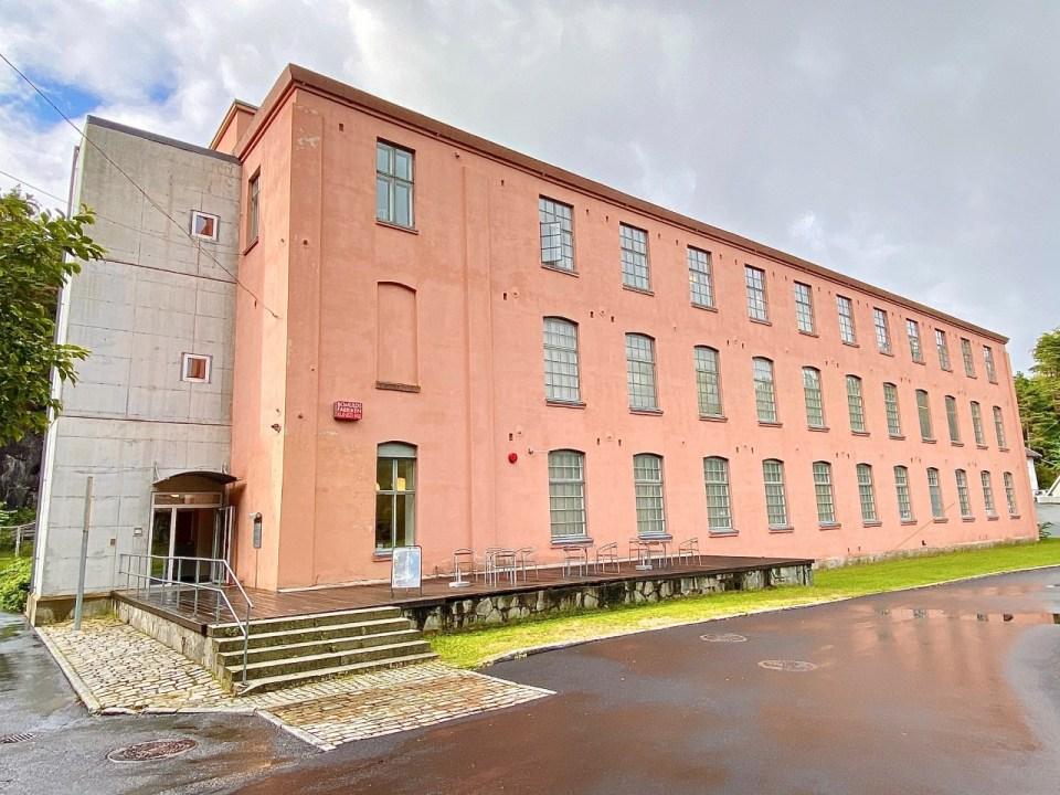 Bomuldsfabrikken
