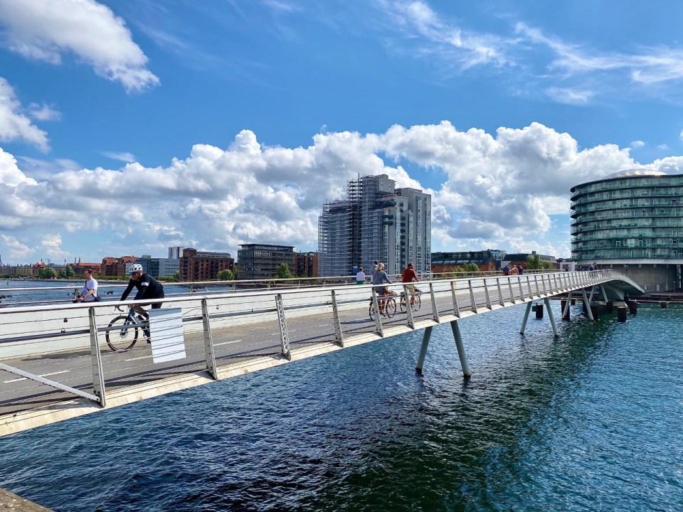 Sykkelbro København