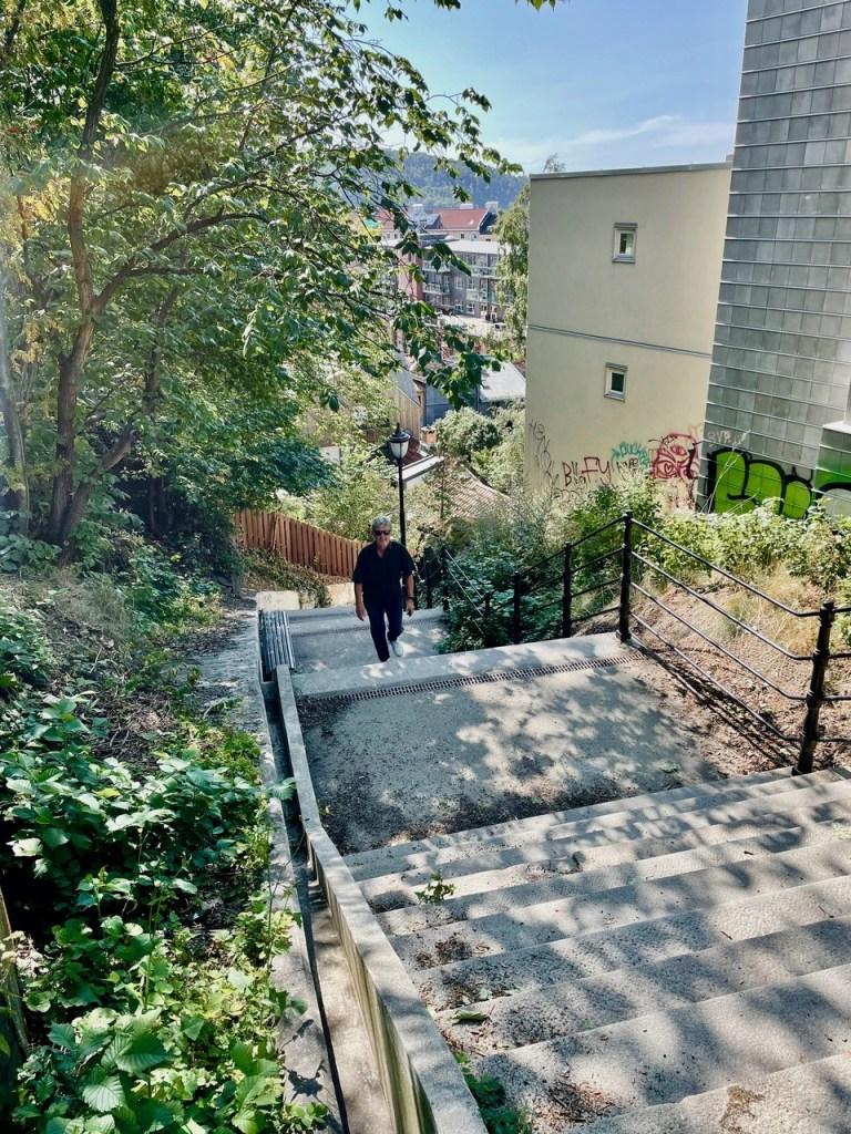 Kampen trappa
