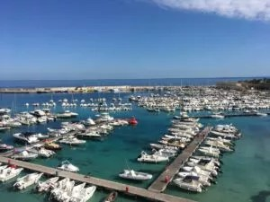 Hafen in Otranto