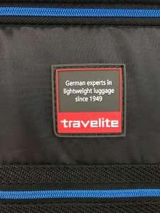 Travelite Koffer Logo Innen