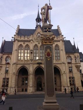 Erfurt in Thüringen, eine tolle Landeshauptstadt