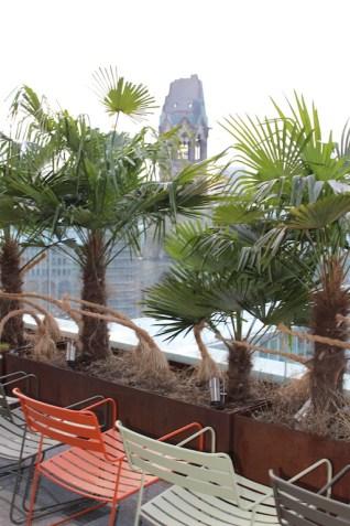 25 Hours Hotel Berlin - Zoologischer Garten, Bikini Berlin, Gedächtniskirche
