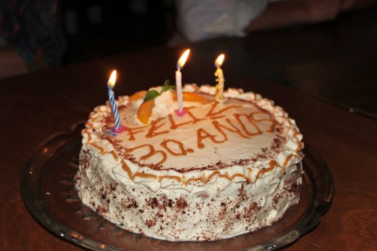 Sucre Geburtstag