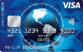 ICS Visa World Card Kreditkarte