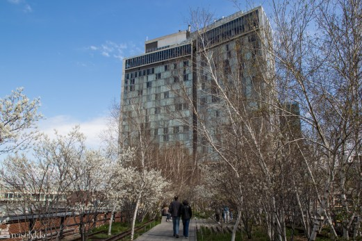 The Highline, Meatpacking