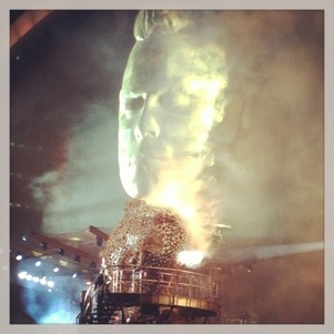 Robbie Williams, Wembley Stadium, London, Great Britain