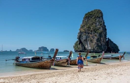 Reise alene i Thailand
